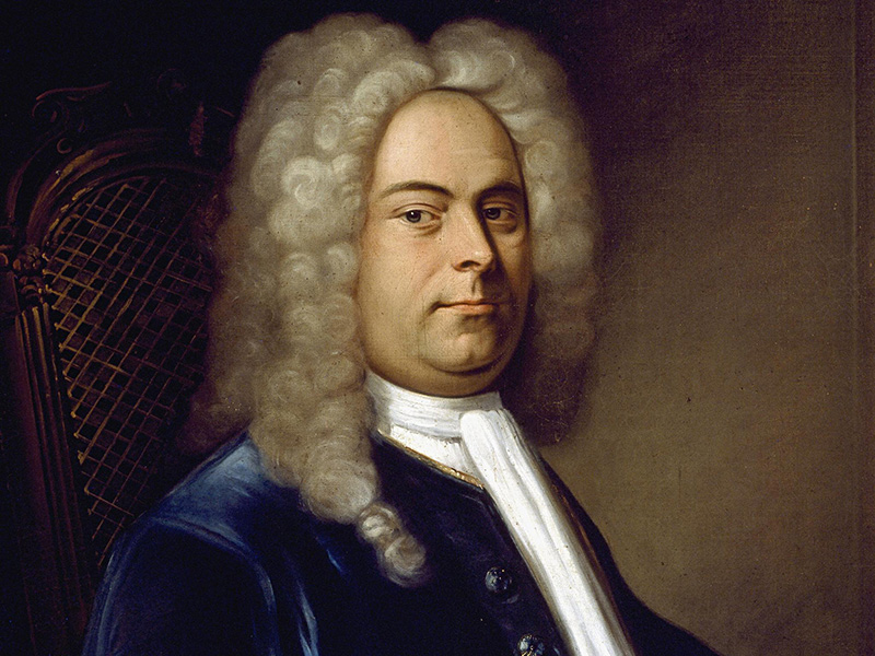 Celebrating the birthday of Handel – if you're crowned king or queen, you want Handel. featured image
