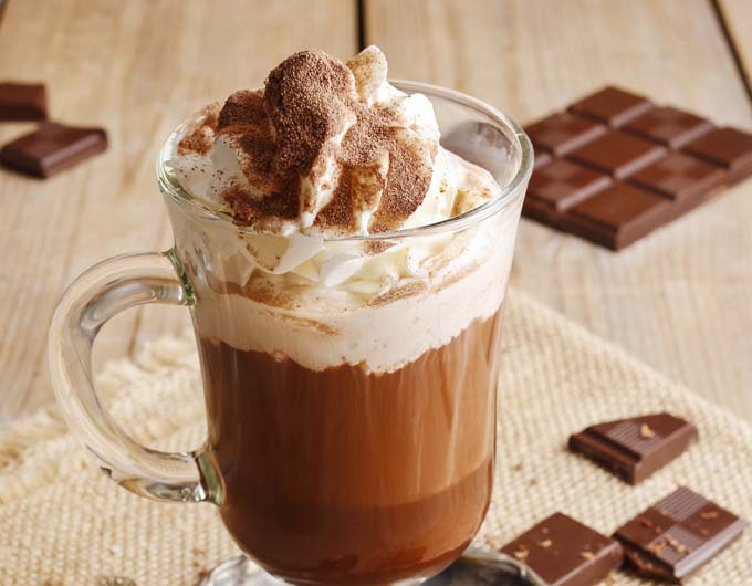 "This week on ""Dinner Classics"" Cocktail Maestro Norm Owen Makes Boozy Hot Chocolate featured image"