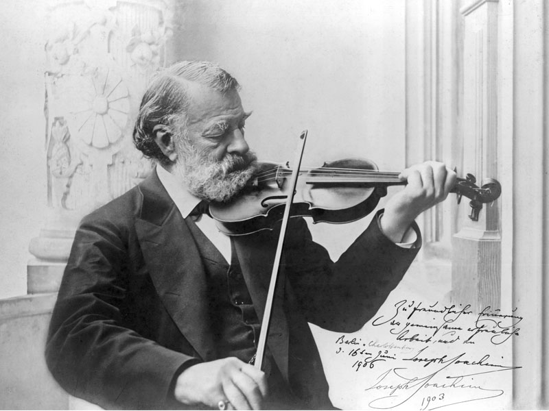 Composer of the Week: Joseph Joachim. featured image