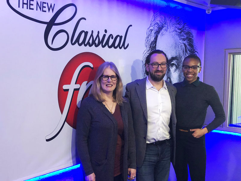 """Interview: Actor Amaka Umeh and Dr. Kathleen Gallagher the Professor Behind the Must-See New Play """"Toward's Youth: A Play On Radical Hope"""" featured image"""