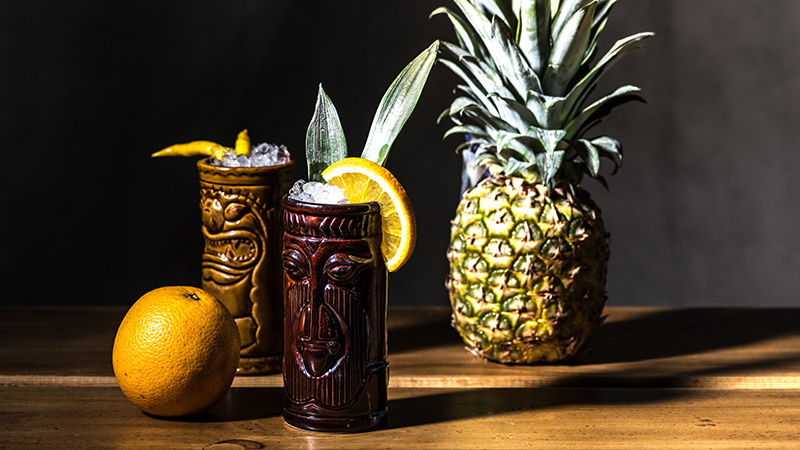 "This Week on ""Dinner Classics"" with Cocktail Maestro Norm Owen: Tiki Cocktails featured image"
