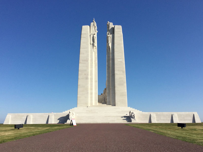 April 9th is Vimy Day – Have you Got Your Pin Yet? featured image
