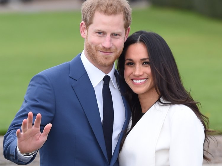 Tracing the Footsteps of Harry and Meghan's Royal Romance with Vivian Vassos, Zoomer Magazine featured image