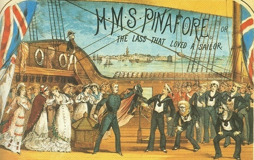 Gilbert & Sullivan, Victorian operetta legends on tap this weekend for Sunday Night at the Opera featured image