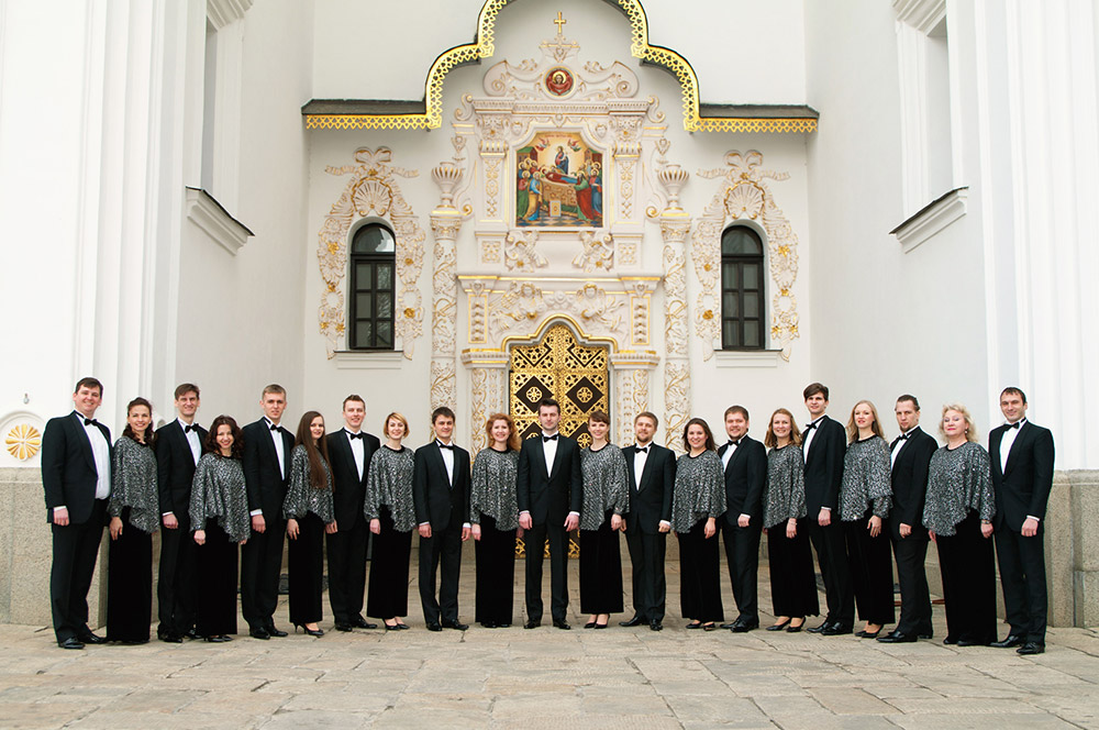 [Audio] The Sounds of the Ukraine 2019 concert tour Brings the world renowned Kyiv Chamber Choir to Toronto