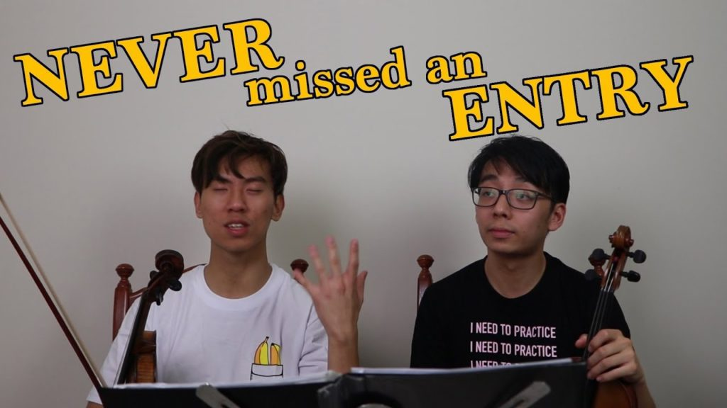 """Things Never Said by Orchestral Musicians"" by TwoSet Violin featured image"