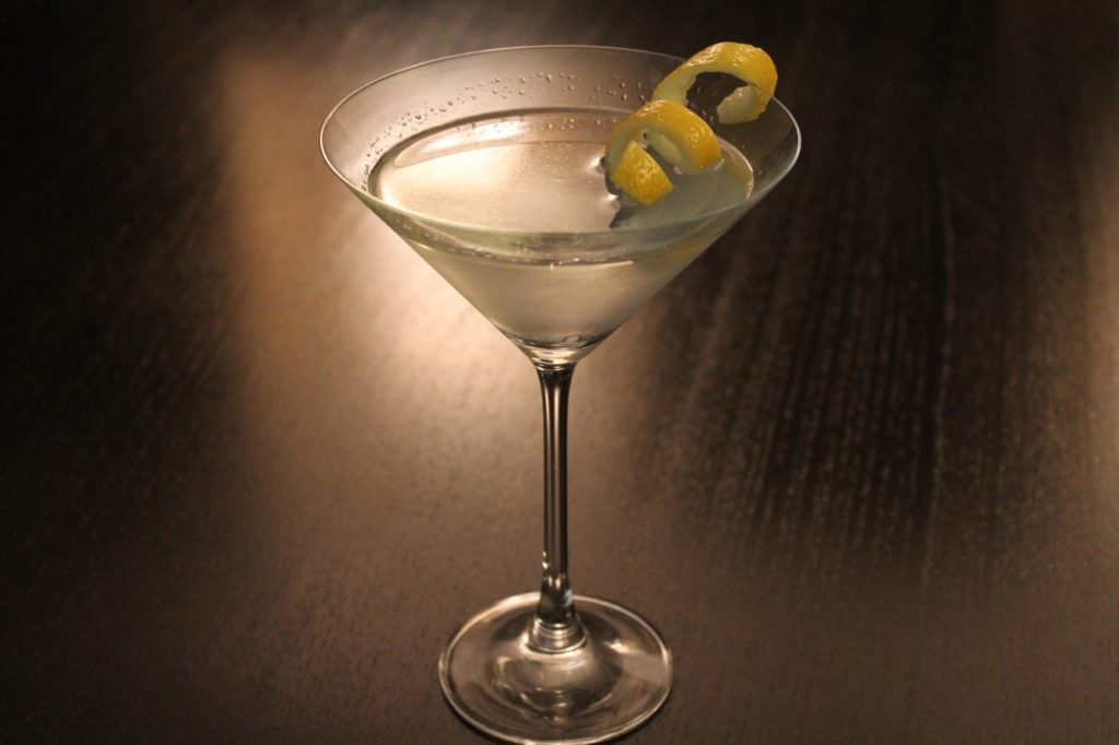 "This Week on ""Dinner Classics"" with Cocktail Maestro Norm Owen: The Vesper featured image"