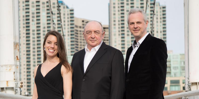 The MIR Trio Perform LIVE Today at Zoomer Hall featured image