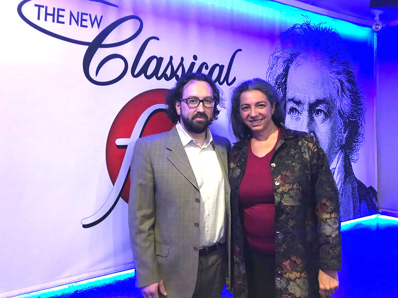 "[Audio] Roula Said and David Buchbinder's ""Nomadica Music of the Gypsies, Arabs and Jews"" Kicks of Jewish Music Week Concerts in Toronto featured image"