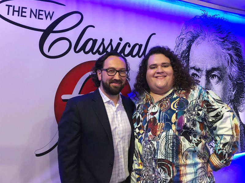 [Audio] Crossover British Tenor Sensation Jonathan Antoine to Transform the Winter Garden Theatre into a Musical Fantasy World featured image