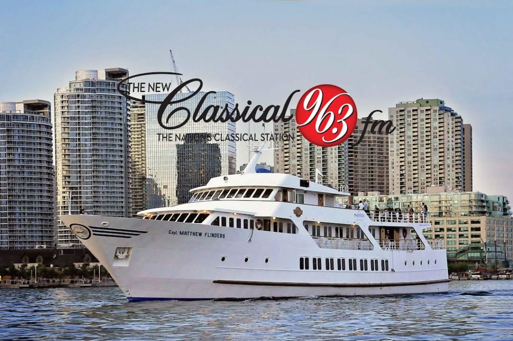 Join us on The 5th Annual Classical FM Summer Cruise! featured image