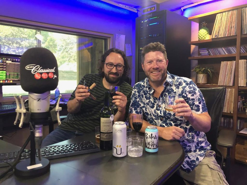 """Scott Rondeau Gives us a """"Taste"""" of What's to Come at Toronto's Wine & Spirit Festival featured image"""