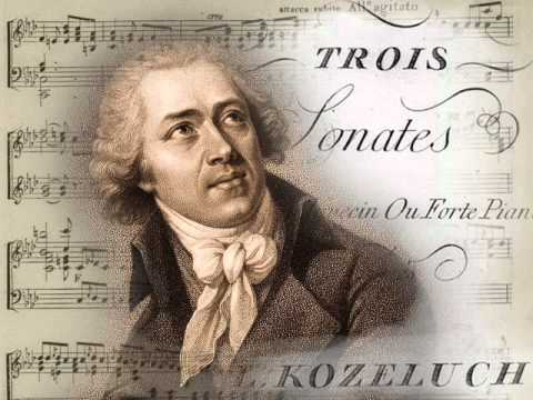 Kozeluch who? He was ranked alongside Mozart and Haydn (though dismissed by Beethoven) featured image