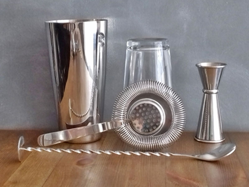"""This Week on """"Dinner Classics"""" with Cocktail Maestro Norm Owen: Bar tools 201 featured image"""