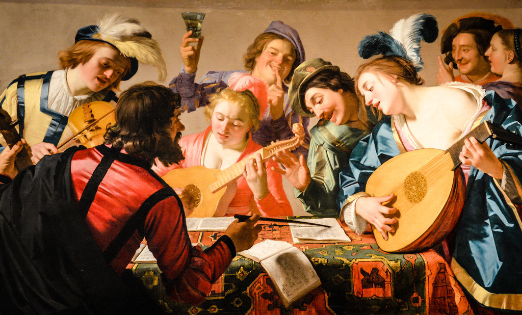 Let's take ten, to listen to the beautiful music of Benedetto Marcello featured image