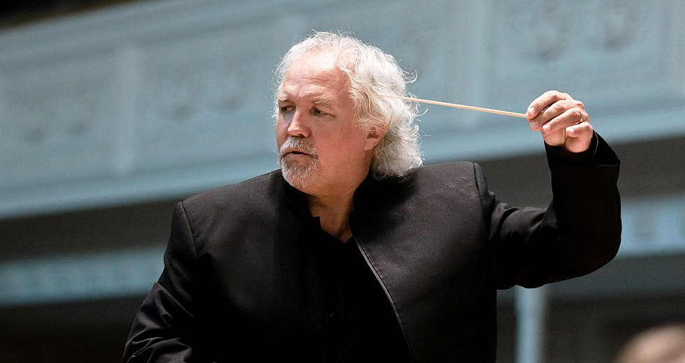 "Conductor Donald Runnicles and Mahler's""Das Lied von der Erde"" featured image"