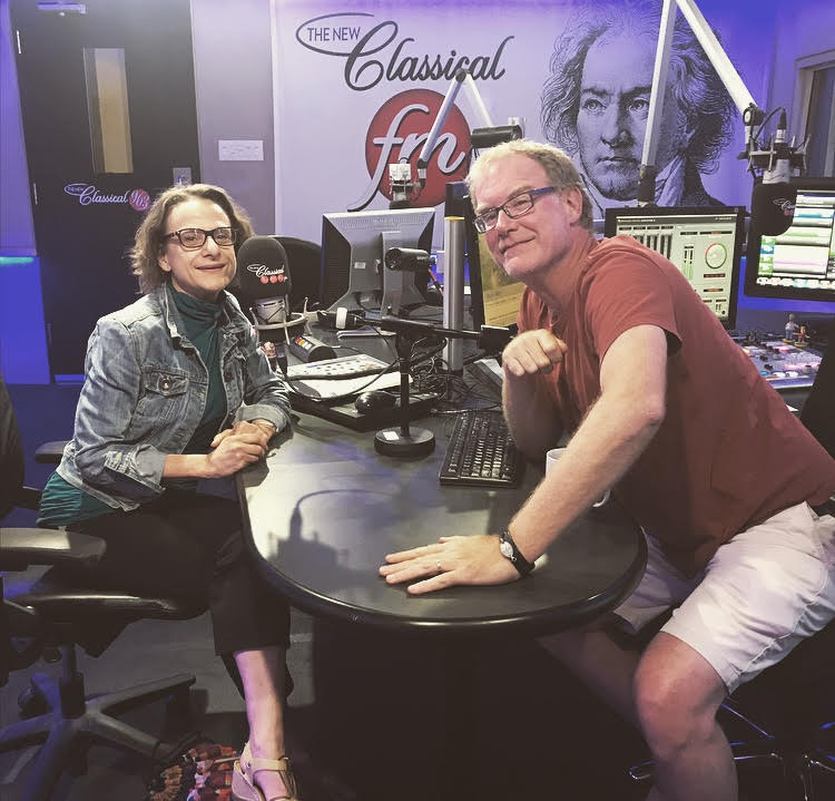Shakespeare in High Park is underway – and director Liza Balkan visits Classical Mornings to chat about it featured image