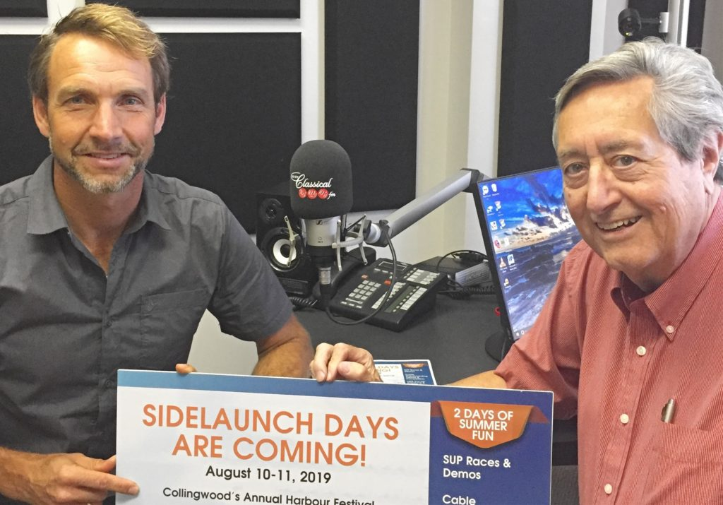 Sidelaunch Days are Coming to Collingwood!