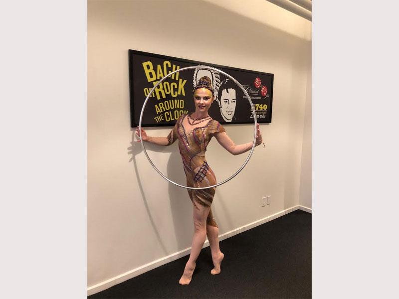 Cirque Du Soliel performer Elena Nev Returns for the 25th Anniversary of Alegria featured image
