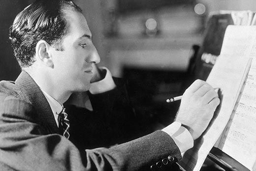 Gershwin: the composer who made a lady outta jazz. featured image
