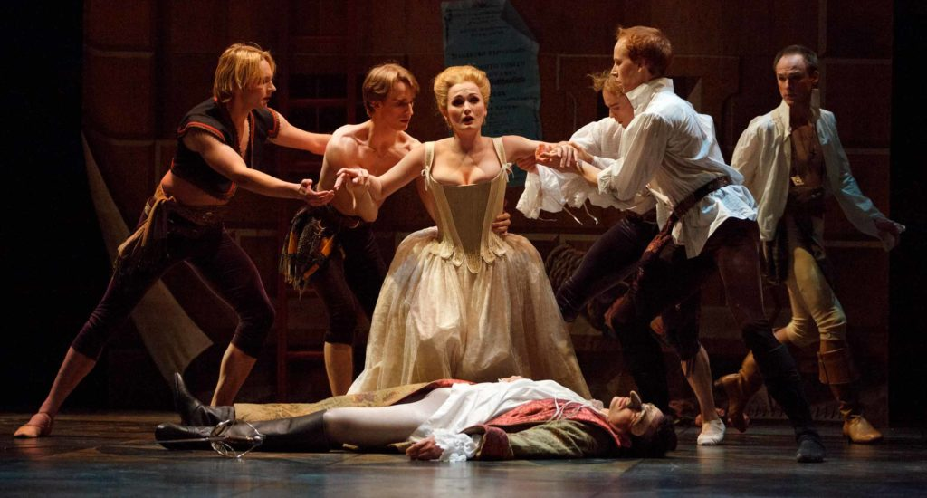 Opera Atelier's Remount of Don Giovanni opens October 31st! featured image