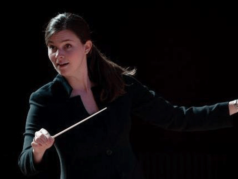 The Amadeus Choir welcomes Kathleen Allan as new Artistic Director and conductor for the 19/20 season featured image