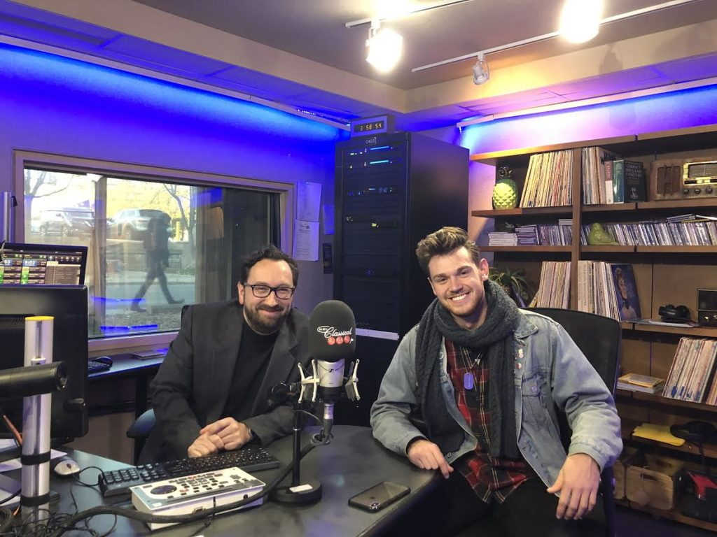 Violinist Blake Pouliot Talks Collaboration with National Youth Orchestra of Canada and the European Union Youth Orchestra featured image