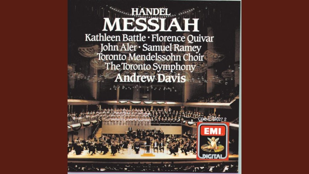 Sunday Night at the Opera takes a look at a Christmas classic: Handel's Messiah featured image