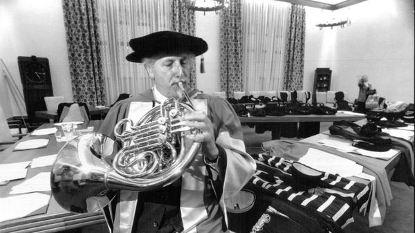 In Memoriam: French hornist Barry Tuckwell featured image