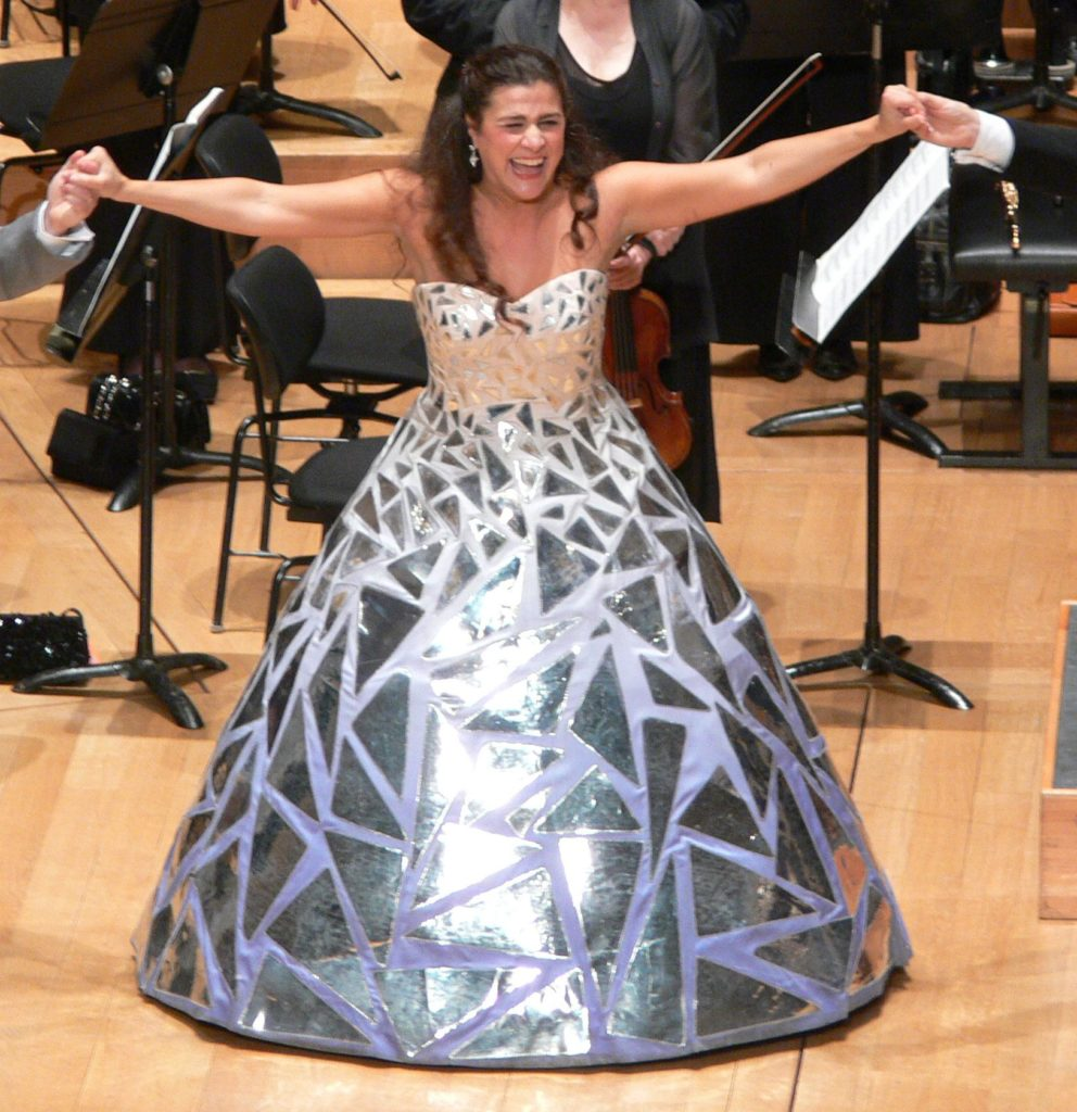 Jaw-dropping (literally) vocal pyrotechnics from Cecilia Bartoli to pep up your afternoon featured image