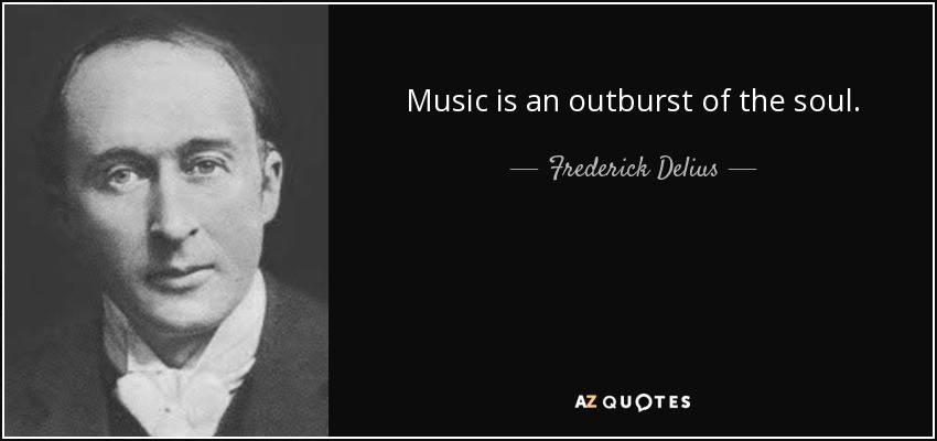 Forget the family business – Delius was going to be a composer. featured image