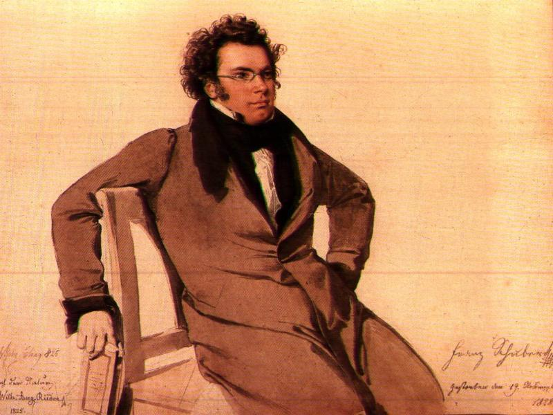 Classic composer story: no life, poor, composing one sublime melody after another: Schubert featured image