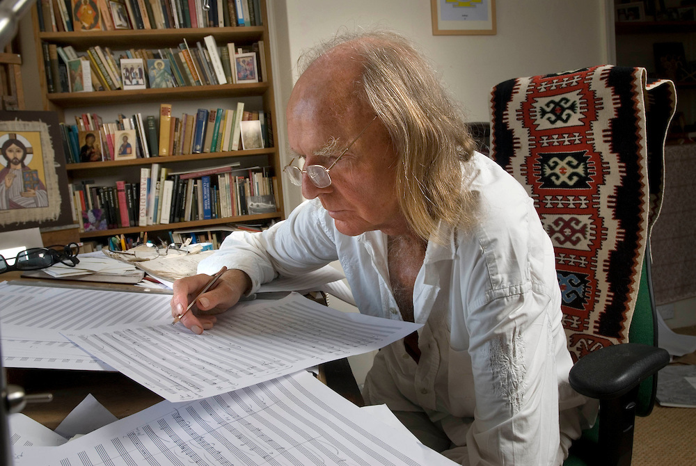 The heavenly, ethereal music of Sir John Tavener featured image