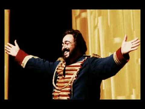 The opera that eventually lead to Pavarotti's nine high C's … featured image