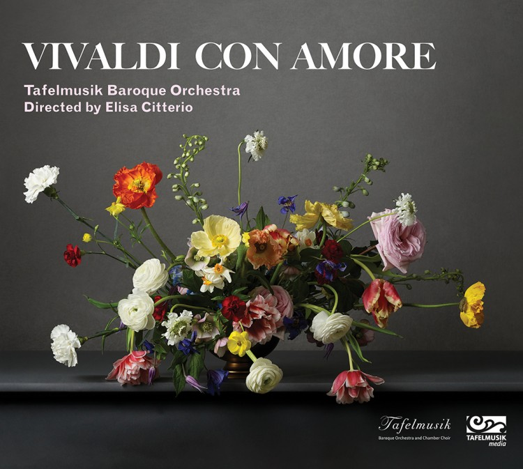 VIVALDI CON AMORE – Vivaldi with Love, of course – climbs the charts featured image