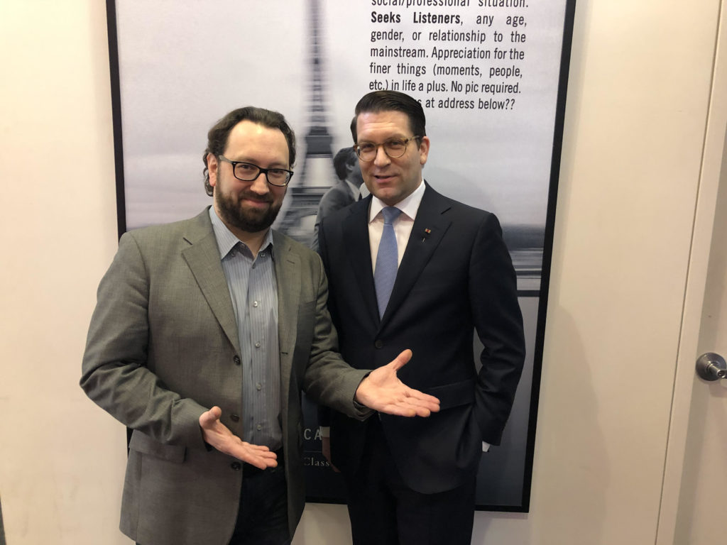 Canadian Opera Company General Director Alexander Neef joins Mark in studio for the hour to unpack the just announced 2020/2021 COC season featured image