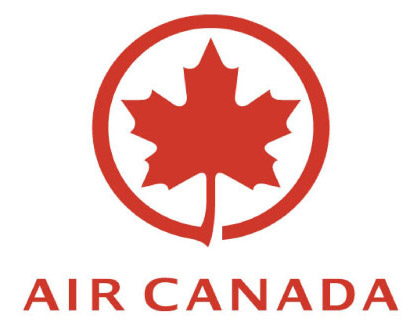 Image result for air canada logo