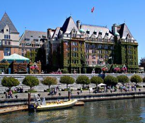 The Empress Hotel, Victoria