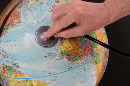 Globe and Healthcare