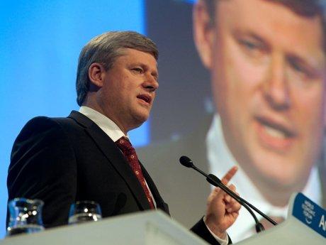 Prime Minister of Canada Stephen Harper