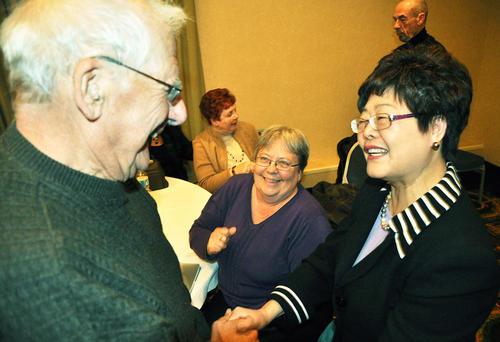 Alice Wong Belleville CARP meeting