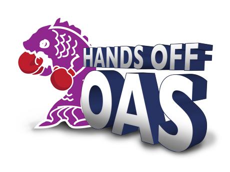 Hands Off OAS 460x345