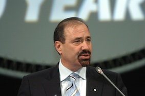 Canadian Labour Congress President Ken Georgetti