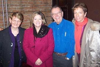 Pat, Andrea, John and France[1]