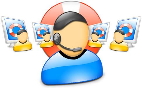 افزایش فروش اینترنتی با پشتیبانی آنلاین
