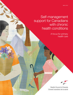 HCC report cover self-management