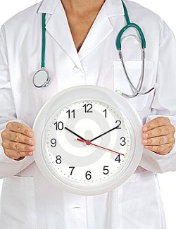 Healthcare wait time