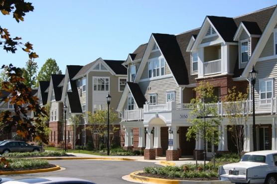 Seniors housing