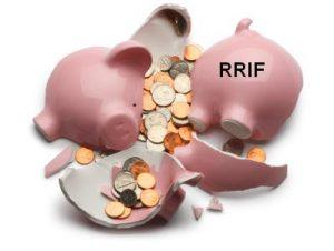 RRIF piggy