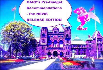 Colour Queen's Park ONtario Budget 2013